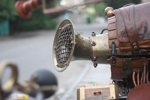 Steampunk Trike III завершение (Фото 67)