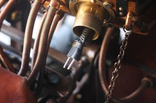 Steampunk Trike III завершение (Фото 74)