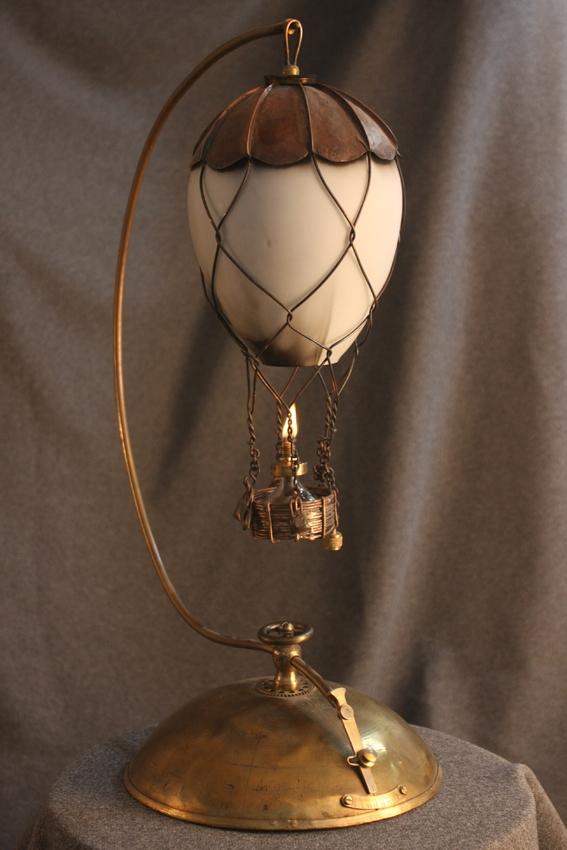 Керосиновая лампа №7