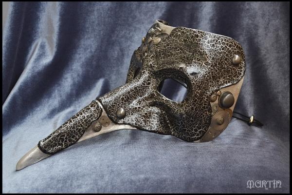 Карнавальные маски (не совсем «стим», но около) (Фото 2)