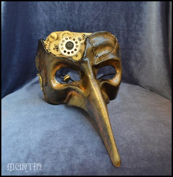 Карнавальные маски (не совсем «стим», но около) (Фото 12)