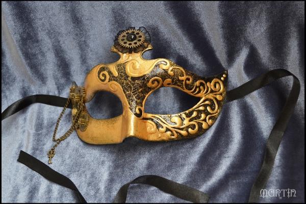 Карнавальные маски (не совсем «стим», но около) (Фото 8)