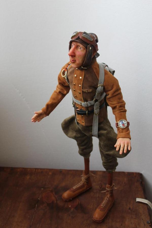 Бабайский стимпанк ... или история одного пилота ) (Фото 3)