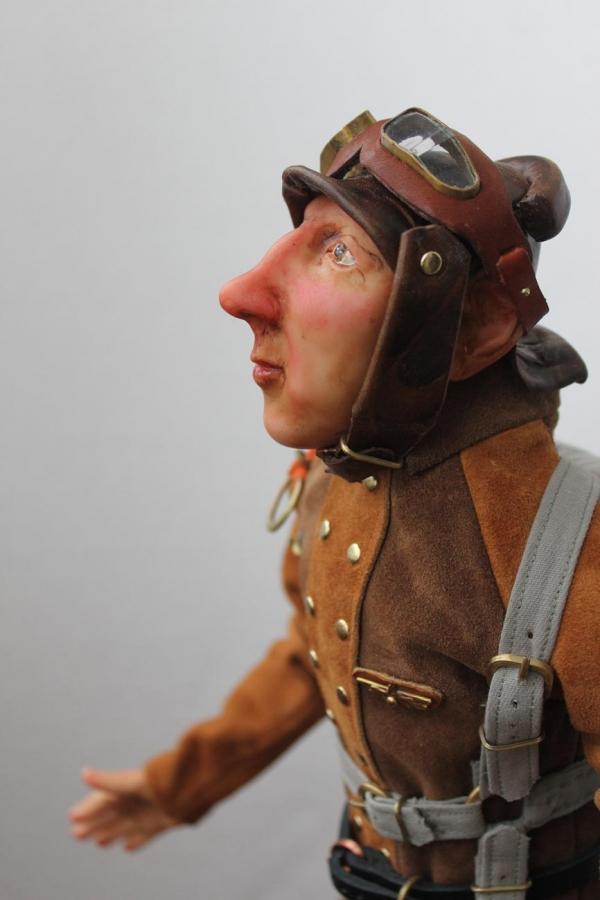 Бабайский стимпанк ... или история одного пилота ) (Фото 9)
