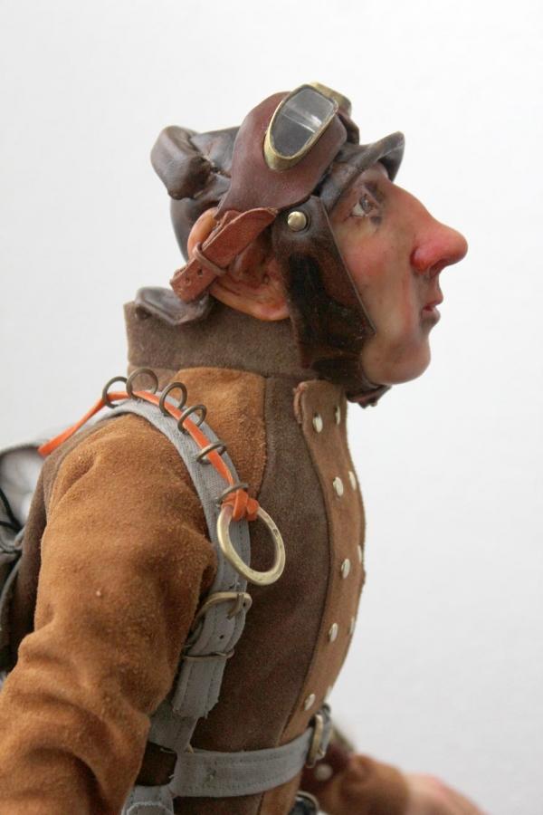 Бабайский стимпанк ... или история одного пилота ) (Фото 10)