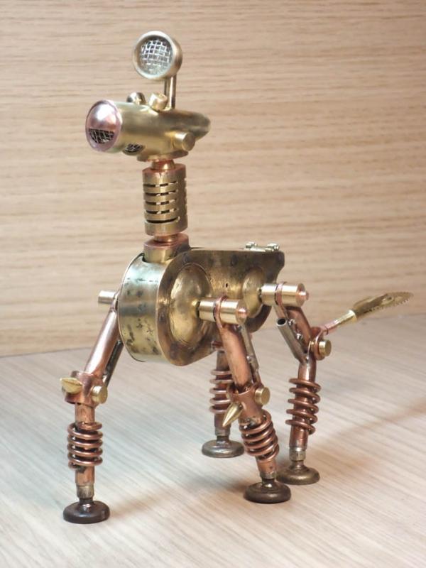 Механический конь Мятлик. Ворклог. (Фото 47)
