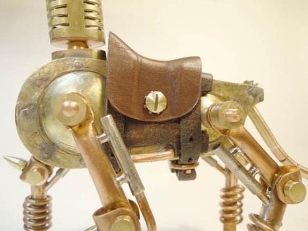Механический конь Мятлик (Фото 5)