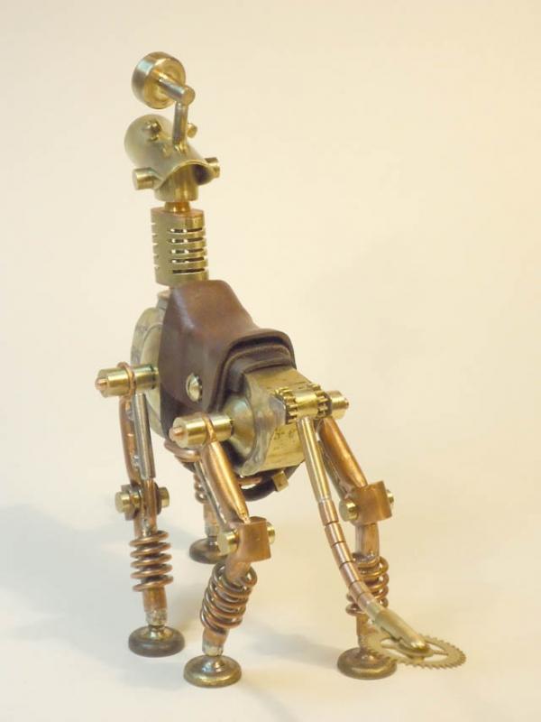 Механический конь Мятлик (Фото 10)