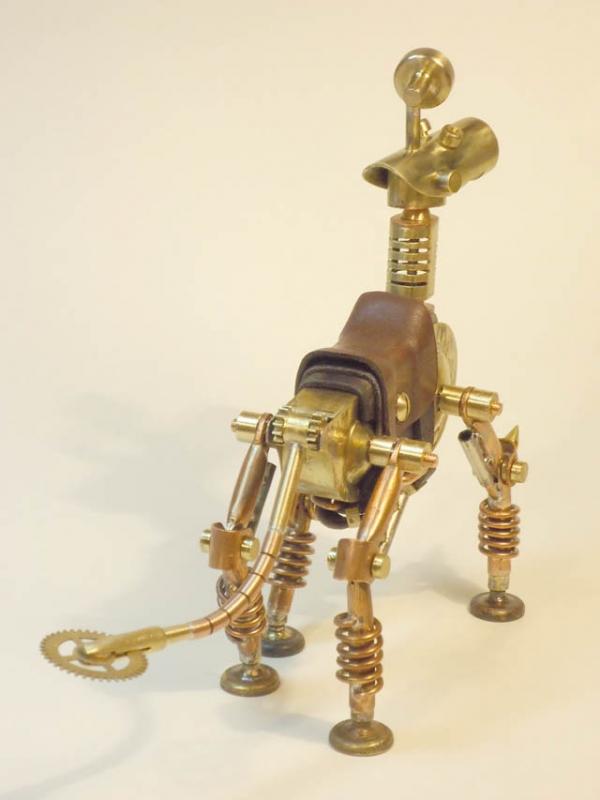 Механический конь Мятлик (Фото 11)