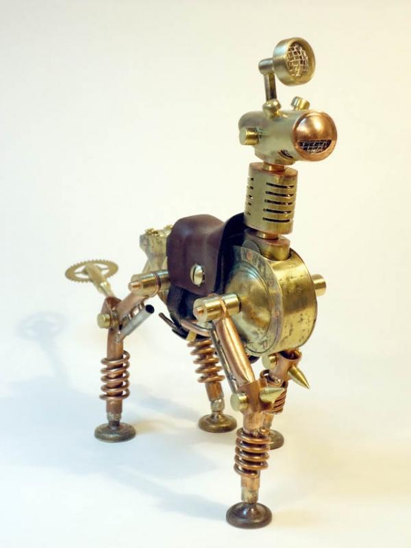 Механический конь Мятлик (Фото 2)