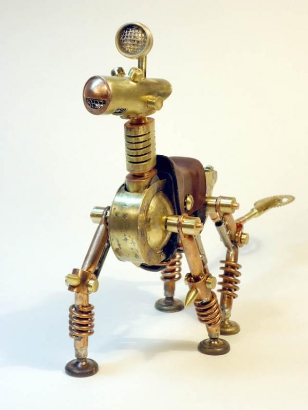 Механический конь Мятлик (Фото 3)
