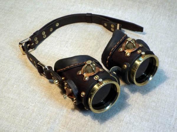 Гогглы Классик-03 или Мой любимый долгострой