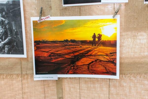 Благотворительная постапокалипсис-фотовыставка Начнем мир заново!