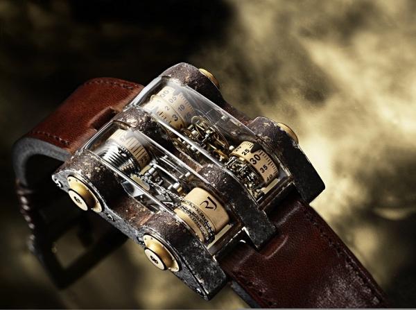 Вот такие часы