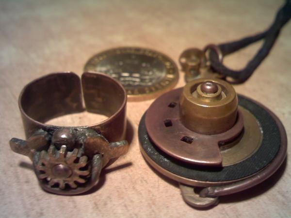 Кольцо и Кулон (Фото 3)