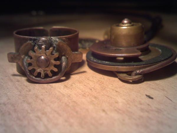 Кольцо и Кулон (Фото 4)