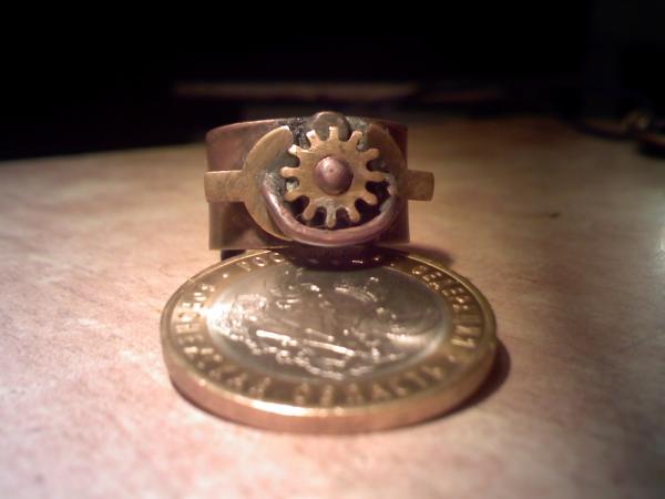 Кольцо и Кулон