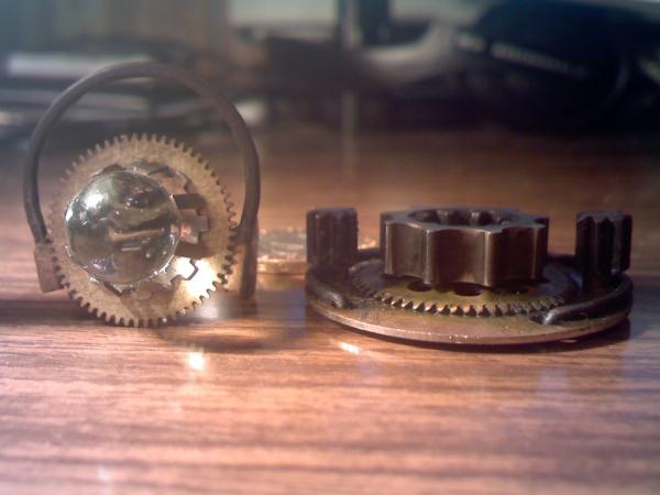 Кольцо №2 и Кулон №2 (Фото 4)
