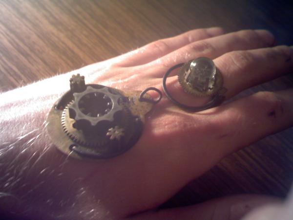 Кольцо №2 и Кулон №2 (Фото 5)