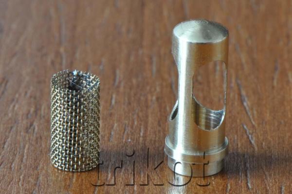 Осваиваем новые материалы: Nixie часы в мраморном корпусе. (Фото 9)