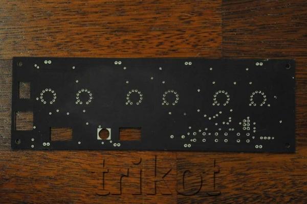 Осваиваем новые материалы: Nixie часы в мраморном корпусе. (Фото 3)