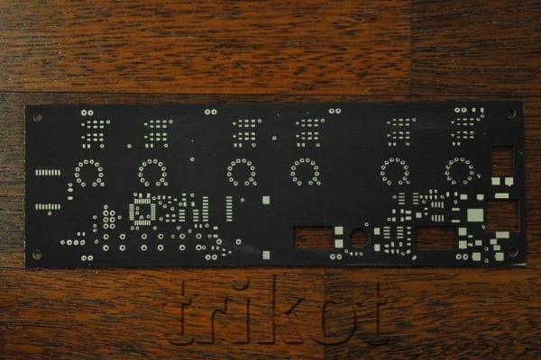 Осваиваем новые материалы: Nixie часы в мраморном корпусе. (Фото 2)