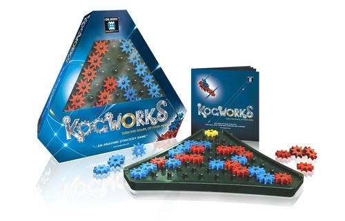 Kogworks. Шестереночная настольная игра.