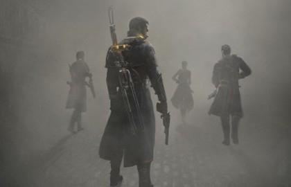 """Новая игра на PSP """"The Order 1886"""""""