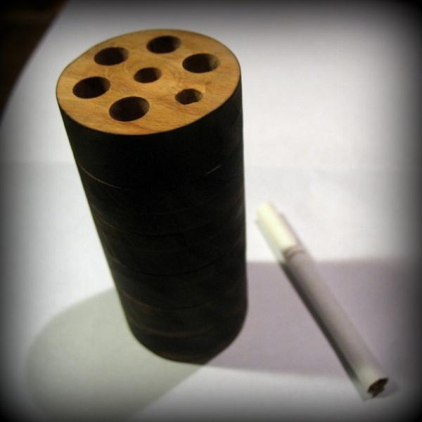Портсигар Mort de fumer