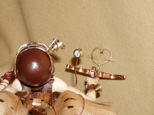 Купидон в стимпанке - глАМУРНЫЙ подонок. (Фото 7)