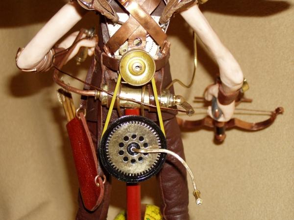 Купидон в стимпанке - глАМУРНЫЙ подонок. (Фото 6)