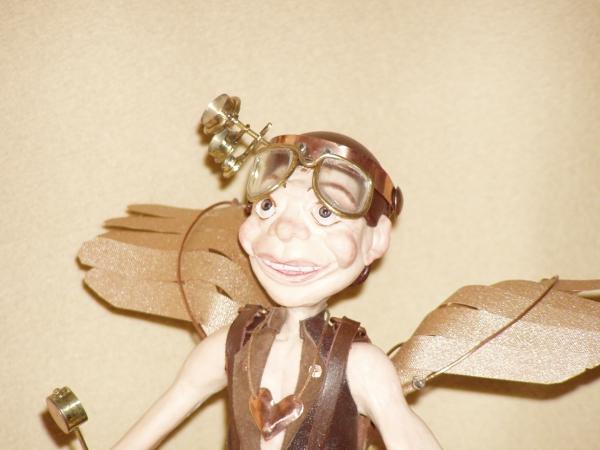 Купидон в стимпанке - глАМУРНЫЙ подонок. (Фото 9)