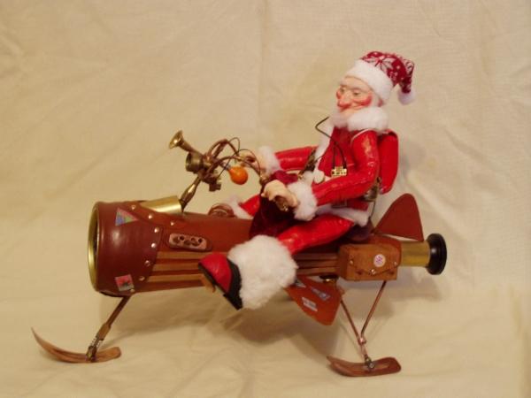Турбореактивный Дед Мороз из страны Суоми - Йоулупукки (Фото 2)