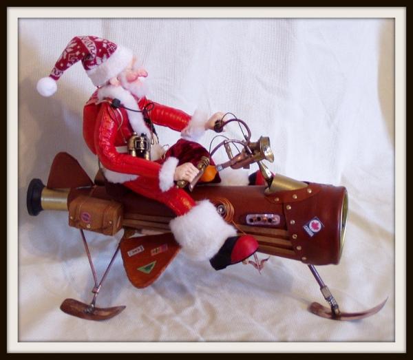 Турбореактивный Дед Мороз из страны Суоми - Йоулупукки (Фото 3)