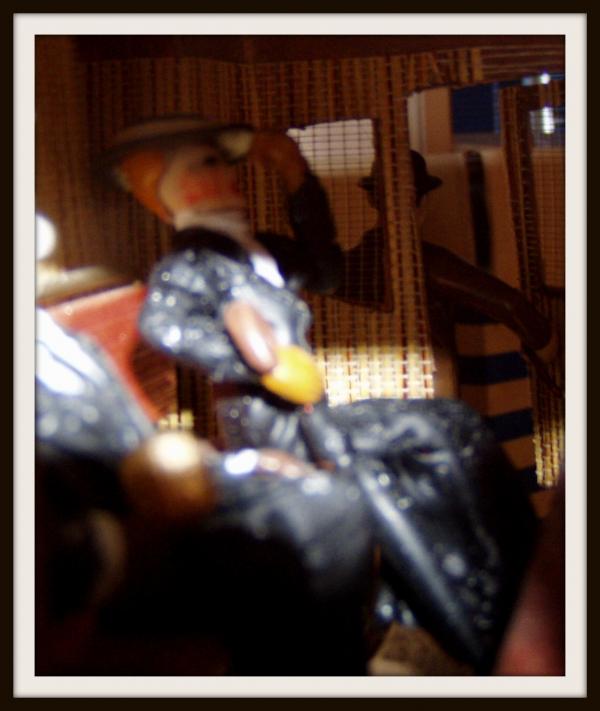 """Воздушный дилижанс с паровым двигателем - """"Sky travels"""" (Фото 5)"""