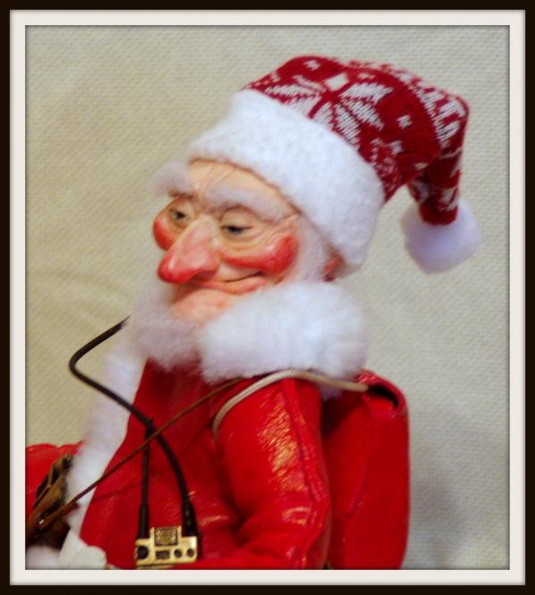 Турбореактивный Дед Мороз из страны Суоми - Йоулупукки (Фото 5)
