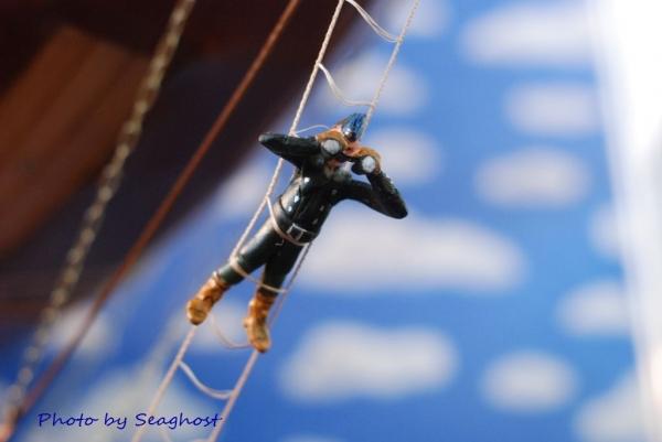 """Воздушный дилижанс с паровым двигателем - """"Sky travels"""" (Фото 16)"""