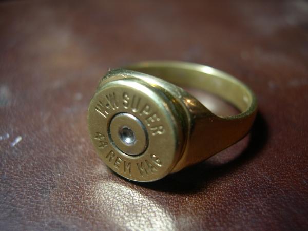 Перстень из латуни своими руками 69