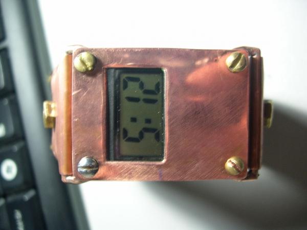 Часы.первая версия.