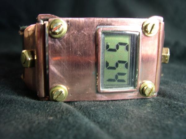 Часы.первая версия. (Фото 6)