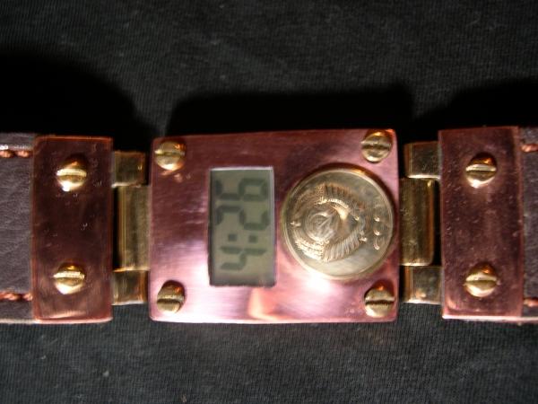 Часы.вторая версия. (Фото 2)