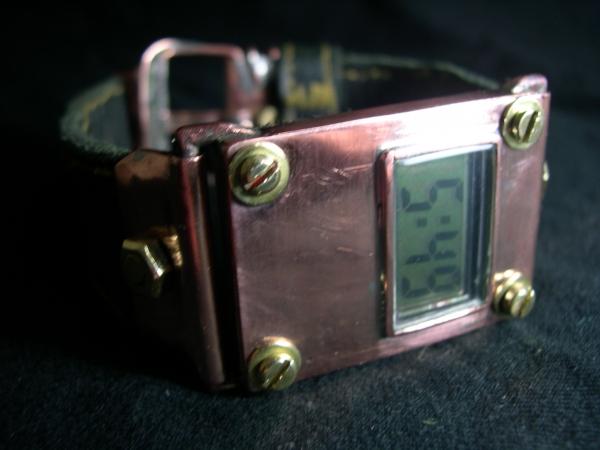 Часы.первая версия. (Фото 5)