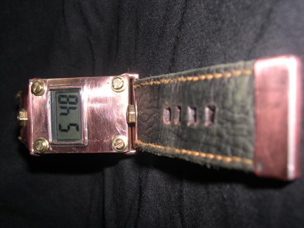 Часы.первая версия. (Фото 4)