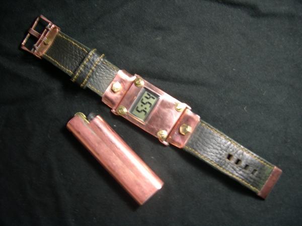 Часы.первая версия. (Фото 7)