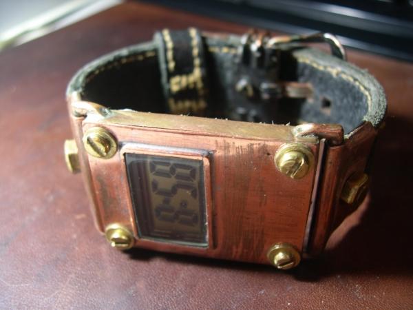 Часы.первая версия. (Фото 12)
