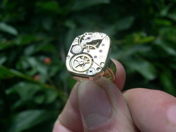 Стим кольцо. Заря. (Фото 5)