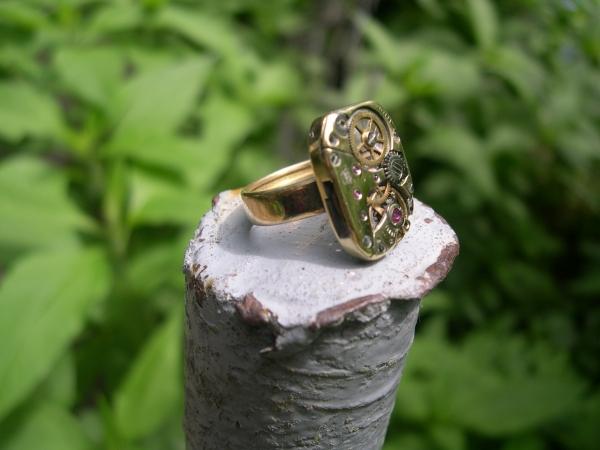 Стим кольцо. Заря. (Фото 2)