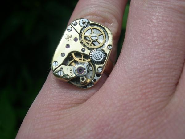 Стим кольцо. Заря. (Фото 4)