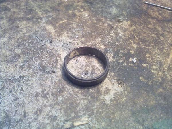 Кольцо из монеты!!!!!!!!!!! (Фото 23)