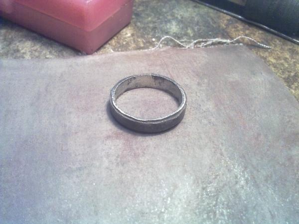 Кольцо из монеты!!!!!!!!!!! (Фото 25)
